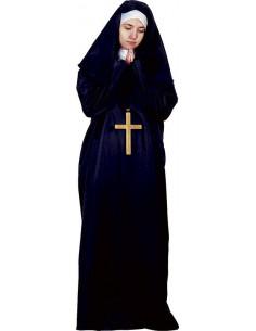 Disfraz de monja adulto