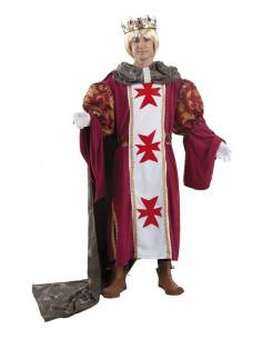 Disfraz príncipe medieval lujo