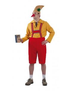 Disfraz Pinocho