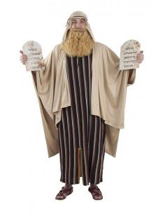Disfraz hebreo Moisés