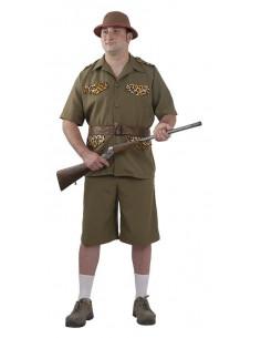 Disfraz explorador safari