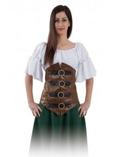 Corpiño medieval