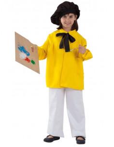 Disfraz pintor picasso infantil
