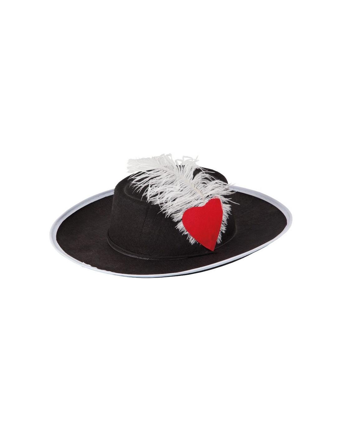 Sombrero mosquetero fieltro infantil - Comprar en Tienda Disfraces ... ae0171c3b23