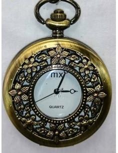 Reloj baturro de bolsillo grande