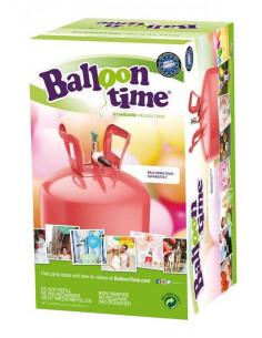 Bombona helio para inflar globos