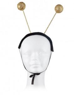 Diadema de antenas con bolas
