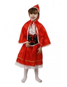 Disfraz caperucita roja barato