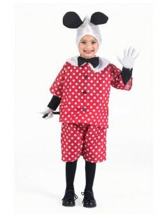 Disfraz ratón Disney infantil