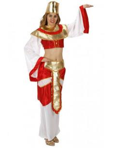 Disfraz faraona egipcia adulto