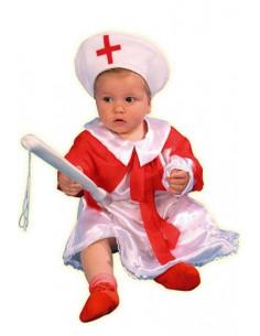 Disfraz enfermera bebe