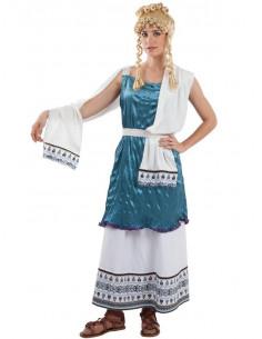 Disfraz romana domina