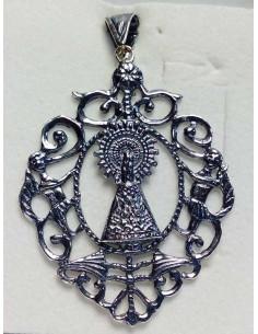 Medalla regional Vírgen del Pilar L0189
