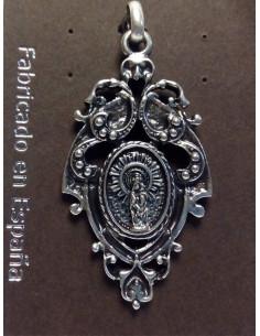 Medalla Vírgen del Pilar 0378