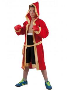 Disfraz boxeador infantil