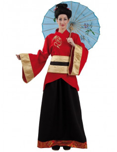 Disfraz china