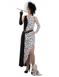 Disfraz Cruella De Vil