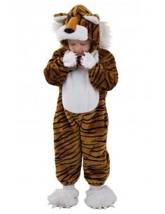 Disfraz tigre feroz bebé