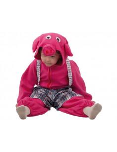 Disfraz Cerdito Valiente bebé