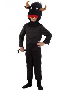 Disfraz toro infantil