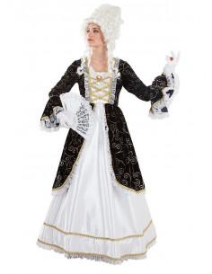 Disfraz época marquesa