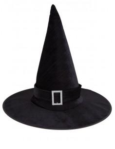 Sombrero bruja clásico