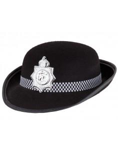 Gorra policia mujer