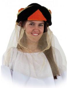 Turbante árabe mujer