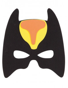 Máscara Batman eva