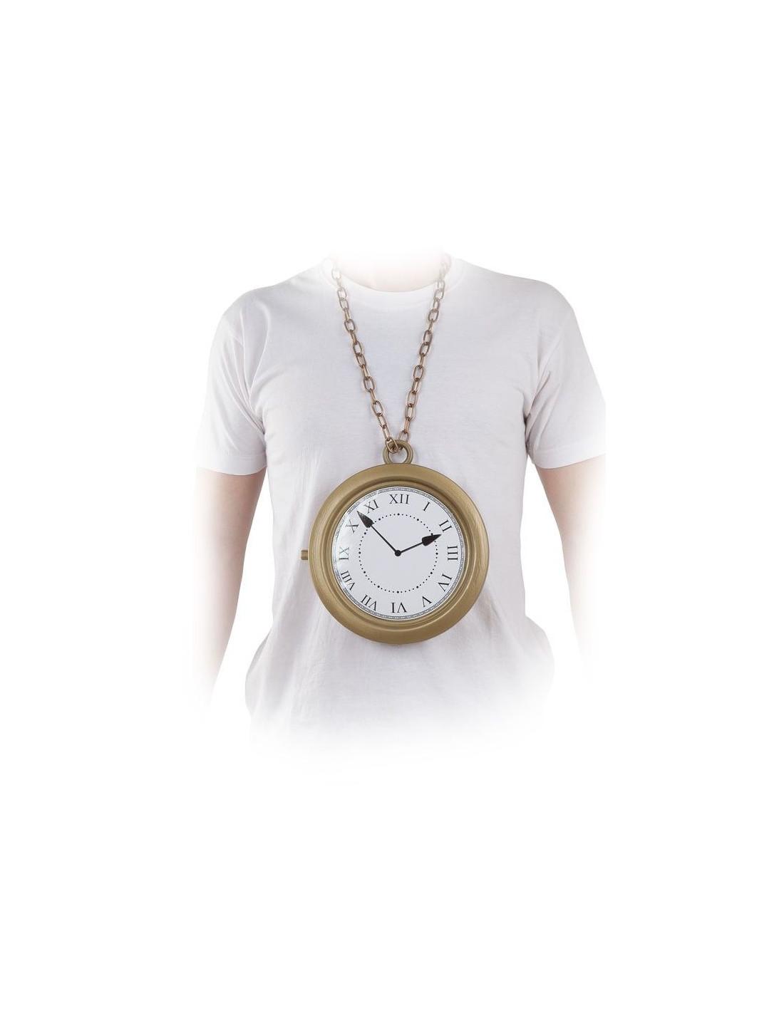 Reloj gigante comprar en tienda disfraces bacanal - Reloj gigante pared ...