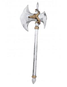 Hacha guerrera medieval