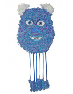 Piñata mediana Sulley Monstruos SA