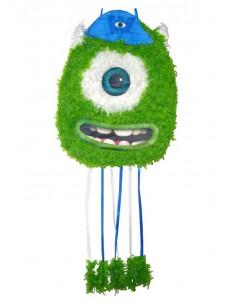 Piñata mediana Mike Monstruos SA