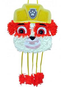 Piñata Rubble Patrulla Canina mediana