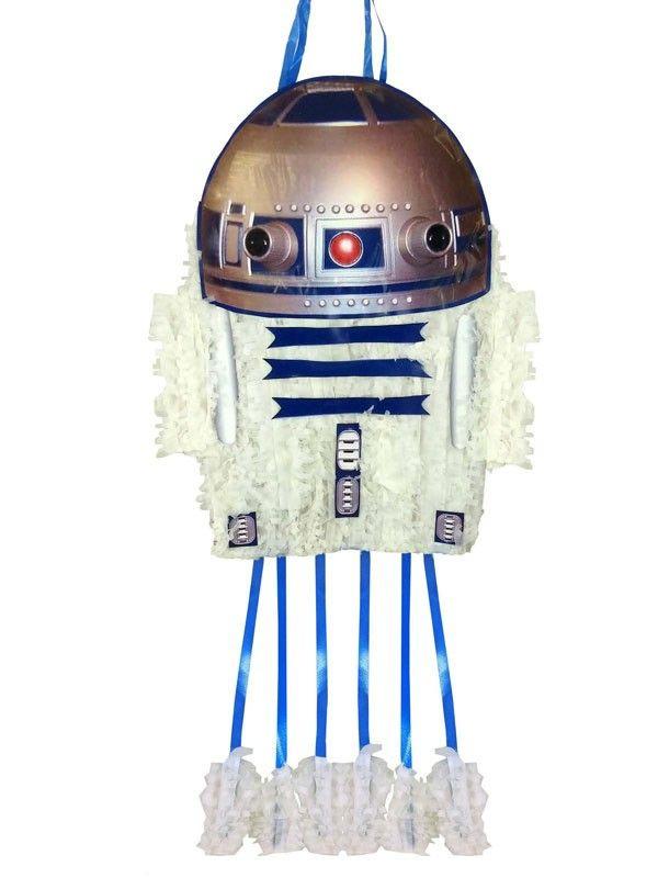 Piñata R2D2 Star Wars - Comprar en Tienda Disfraces Bacanal