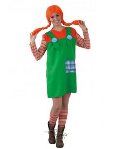 Disfraz de niña traviesa para mujer