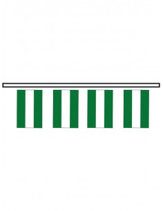Bandera plástico Andalucía