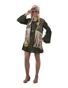 Disfraz hippie  Modelo-Único Tallas-S