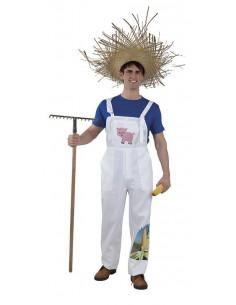 Disfraz de granjero  Modelo-Único Tallas-XL