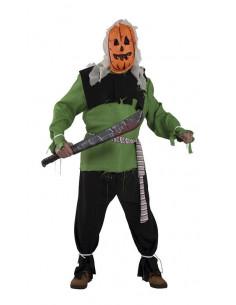 Disfraz espantapájaros Halloween