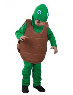 Disfraz tortuga niño