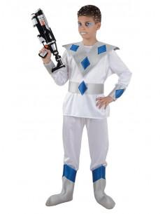 Disfraz galáctico niño