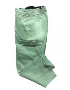 Pantalón de peñista blanco