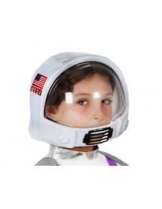 Casco astronauta infantil