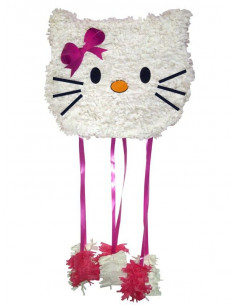 Piñata Hello Kitty mediana