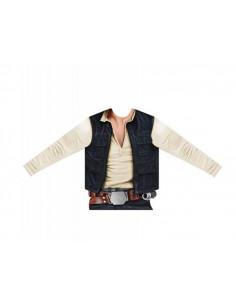 Camiseta Han Solo adulto