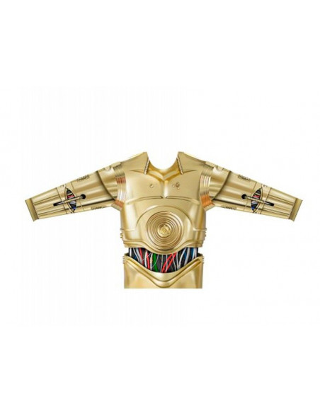 Camiseta C3PO adulto