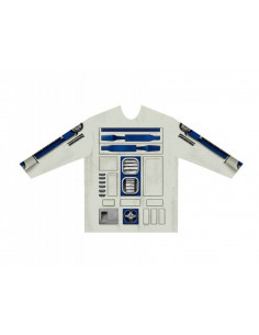 Camiseta R2D2 adulto