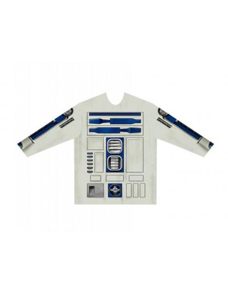 Camiseta R2D2 adulto