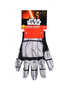 Guantes Capitán Phasma infantil Star Wars